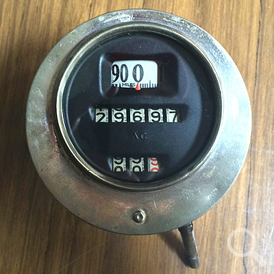 1927-30 AC Speedometer - Chevrolet, Dodge
