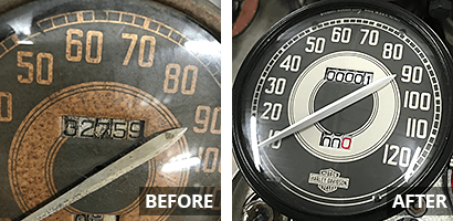 Speedometer Repairs - Clock Repairs - Mud Gauge Repair